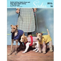 Sirdar dogs coats